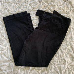 LOFT Julie Pant, Black, Size 12